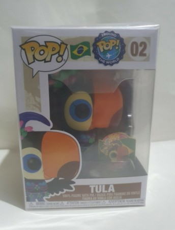 Funko Pop Tula-Funko Around The World-2