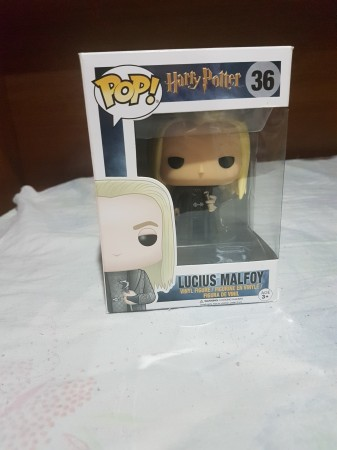 Funko Pop Lucius-harry poter-1