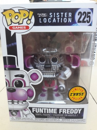 Funko Pop Funtime Freddy Chase-sister location-2