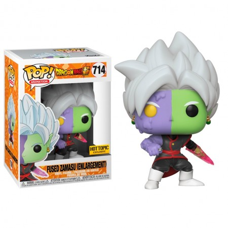 Funko Pop Fused Zamasu (enlargement) Hot Topic Exclusive-Dragon Ball-714