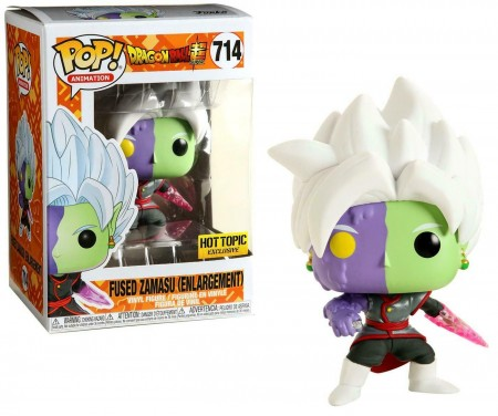 Fused Zamasu Enlargement - Dragon Ball Super - Funko Pop! Exclusivo Hot Topic-dragon ball super-714