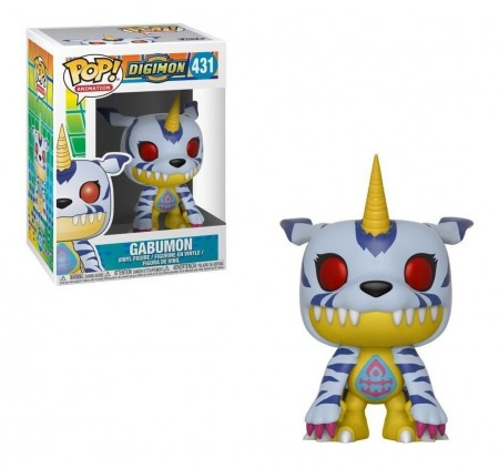 Funko Pop Gabumon-Digimon-431