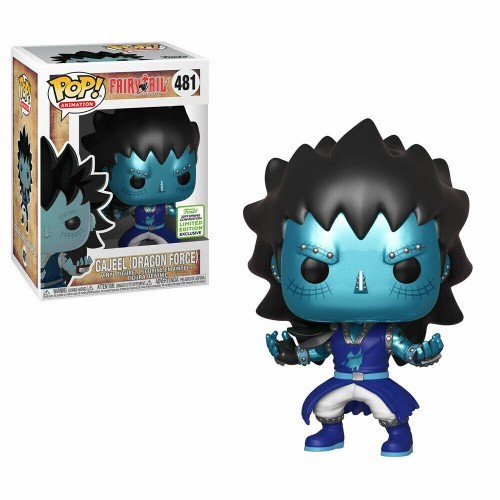 Funko Gajeel Metallic Dragon Force Funko Pop!-Fairy Tail-481