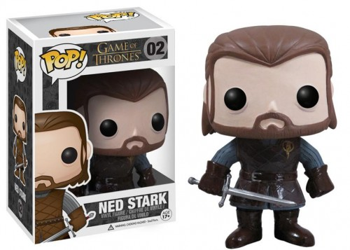 Funko Pop Game Of Thrones - Ned Stark-Game of Thrones-2