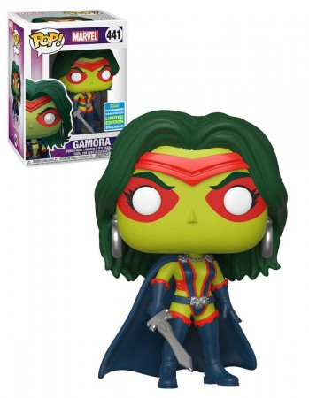 Funko Pop Gamora 2019 Summer Convention Limited Edition-marvel-441