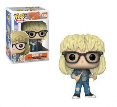 Funko Pop Garth-wayne's world-685
