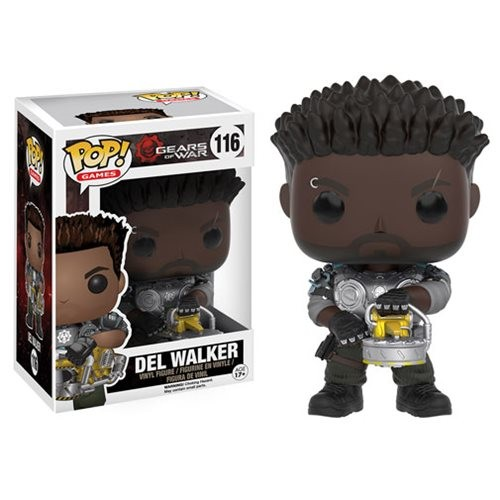 Gears Of War Armored Del Walker Funko Pop!-Gears of War-116