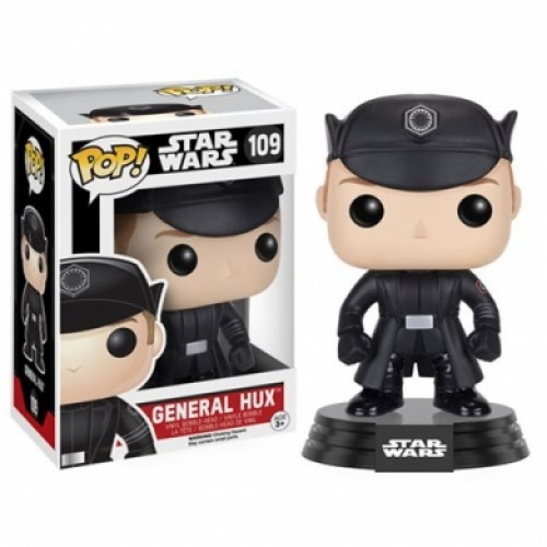 General Hux Star Wars Tfa Funko Pop! - Stars Wars - #109