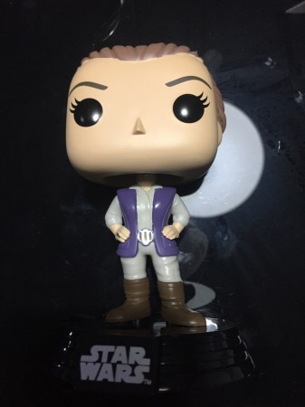 Funko Pop General Leia-Stars Wars-107