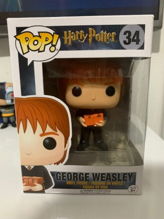 Funko Pop George Weasley-Harry Potter-34