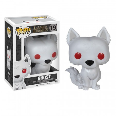 Funko Pop Ghost-Game Of Thrones-19