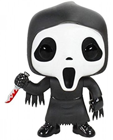 Funko Pop Ghost Face-Panico-51