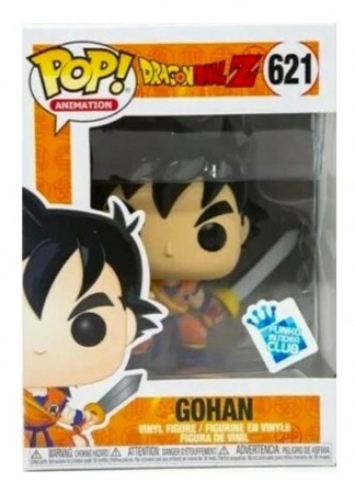 Gohan With Sword #621 Dragon Ball Z Funko Insider Pop! Funko-Dragon Ball Z-621