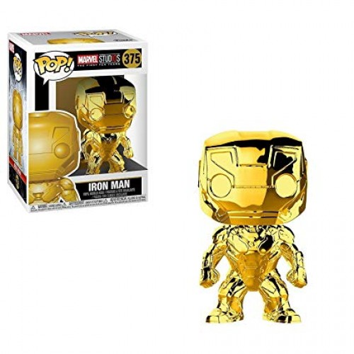 Funko Gold Iron Man - Marvel Studios - #375