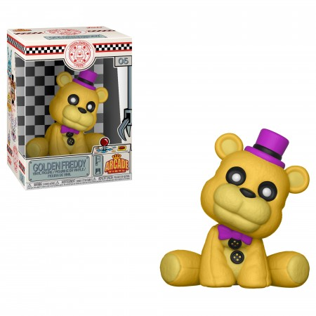 Funko Pop Golden Freddy-Freddy Fazbear's Pizza-5