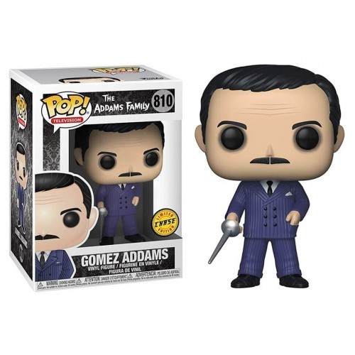 Funko Pop Gomez Addams - Chase-The Addams Family-810