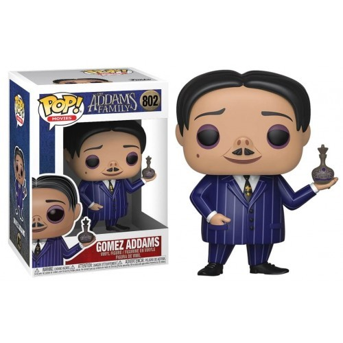 Gomez Addams - The Addams Family - Funko Pop!-The Addams Family-802