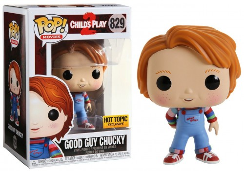 Funko Pop Good Guy Chucky - Hot Topic-Child's Play 2-829