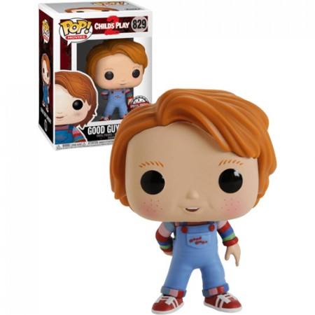 Funko Pop Good Guy Chucky-Child's Play 2-829