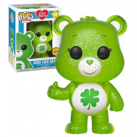 Funko Pop Good Luck Bear (chase)-Care Bears-355