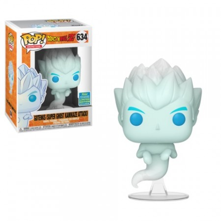 Funko Pop Gotenks (super Ghost Kamikaze Attack) [summer Convention]-dragon ball Z-634