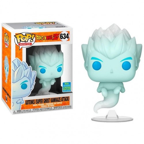 Funko Pop Gotenks Sdcc2019-Dragon Ball  Z-634