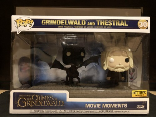 Funko Grindelwald & Thestral Excl Da Hot Topic-Animais Fantásticos-30