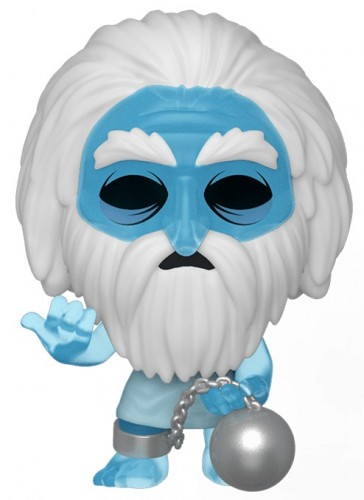Gus Blue Glow Mini Funko Disney Haunted Mansion Exclusivo - The Haunted Mansion - #1