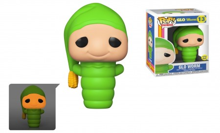 Funko Pop Gusiluz - Glo Worm -  (glow In The Dark)-gusiluz-13
