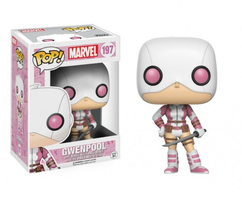 Funko Pop Gwenpool-marvel-197