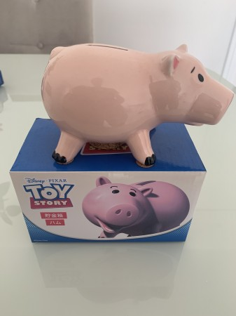 Action Figures Hamm-Toy Story-