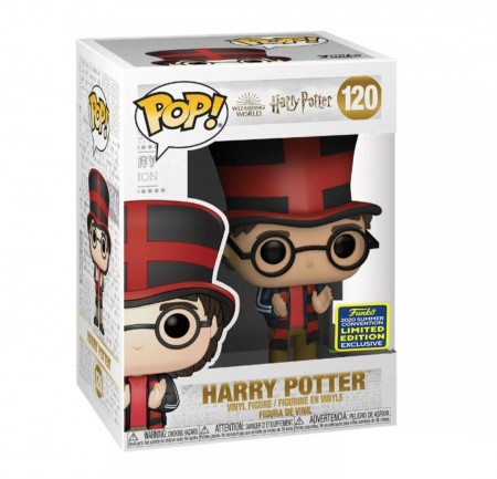 Funko Pop Harry Potter - Excl. Sdcc 2020-Harry Potter-120