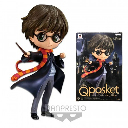 Action Figures Harry Potter-Harry Potter-