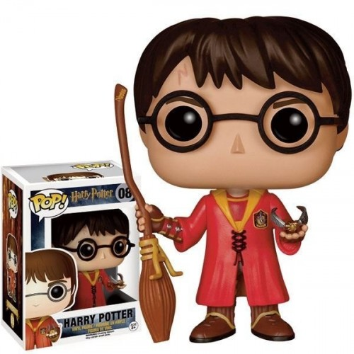 Funko Harry Potter Quadribol-Harry Potter-8