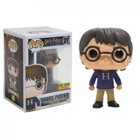 Harry Potter Suéter #27 Funko Pop Original Hot Topic Ht Exclusivo-Harry Potter-27