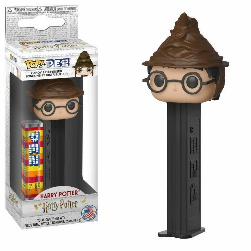 Harry Potter With Sorting Hat Funko Pez Candy Dispenser-Harry Potter-1