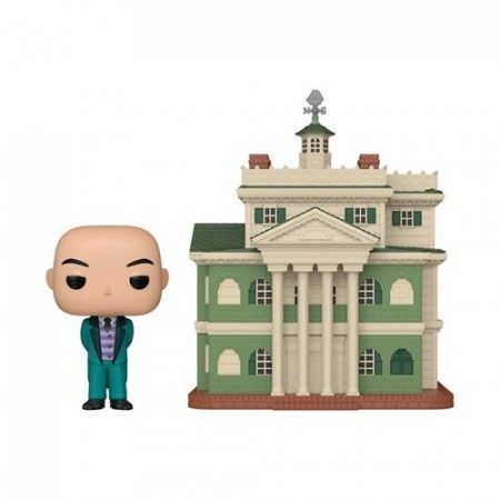 Funko Pop Haunted Mansion With Butler-The Haunted Mansion-1