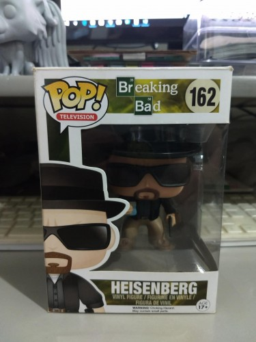 Funko Pop Heisenberg-Breaking Bad-162