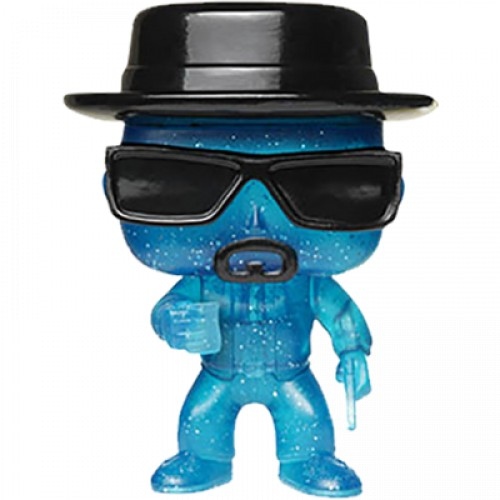 Funko Pop Heisenberg Crystal Blue Breaking Bad Exclusive Com Protetor-Breaking Bad-162