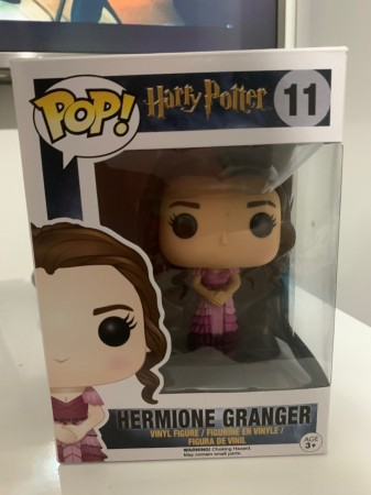 Funko Pop Hermione Granger-Harry Potter-11