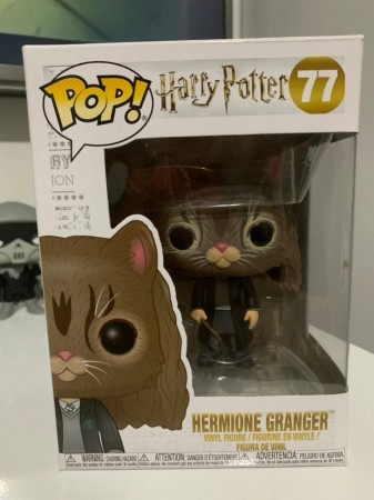 Funko Pop Hermione Granger-Harry Potter-77