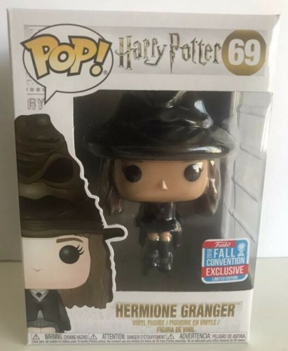 Funko Hermione Granger Excl. Nycc18-Harry Potter-69
