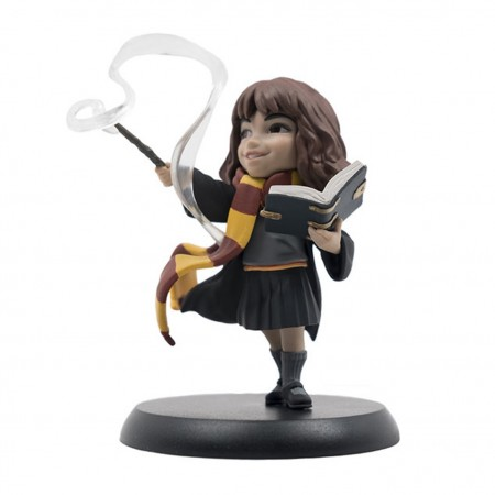 Action Figures Hermione's First Spell Q-fig-Harry Potter-