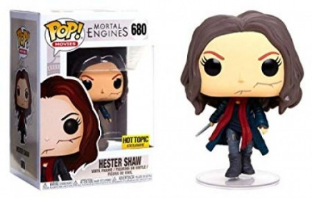 Hester Shaw - Mortal Engines - Funko Pop! Exclusivo Hot Topic-Mortal Engines-680