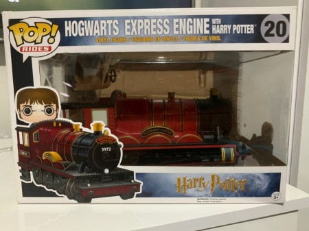 Funko Pop Hogwarts Express W Harry Potter-Harry Potter-20