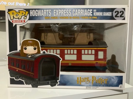 Funko Pop Hogwarts Express W Hermione Granger-Harry Potter-22