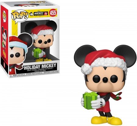 Funko Pop Holiday Mickey-Mickey 90 anos-455