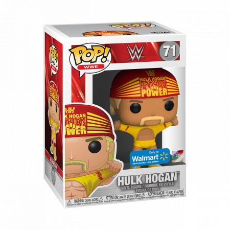 Hulk Hogan - Wwe - Funko Pop!-WWE-71