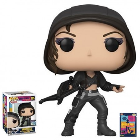 Funko Pop Huntress - Entertainment Earth Exclusive - Birds Of Prey - #305
