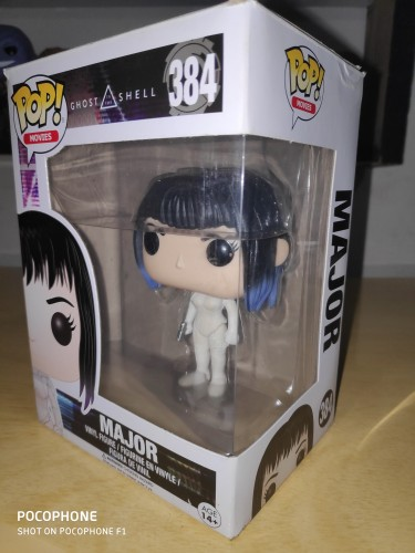 Funko Major-Ghost in the Shell-1